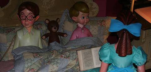 Disney Analogy for Internet Marketing: John Darling from Peter Pan