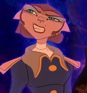 Disney Analogy for Internet Marketing: Captain Amelia from Treasure Planet
