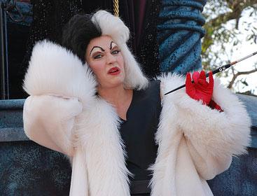 Disney Analogies for Internet Marketing Roles: Cruella DeVille from 101 Dalmations
