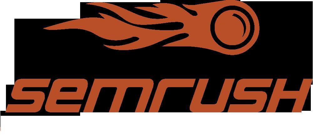 Risultati immagini per semrush logo