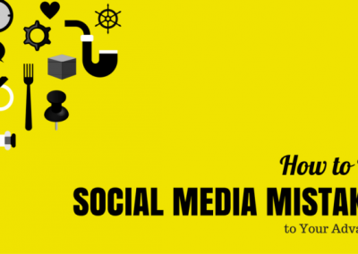 How to Capitalize on Social Media User Mistakes