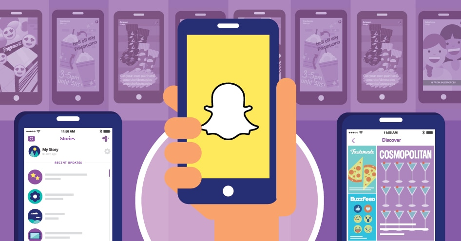Creative Snapchat Marketing: Learn How to Recreate Others' Success