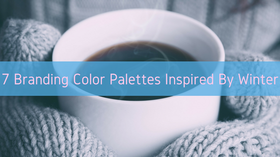 7 Branding Color Palettes Inspired By Winter