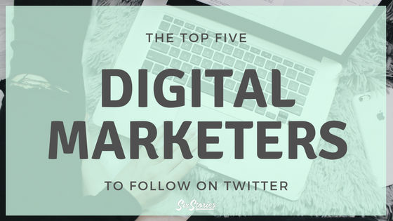 Five Great Digital Marketers to Follow on Twitter